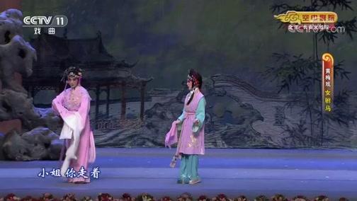 《CCTV空中剧院》 20200703 黄梅戏《女驸马》1/2
