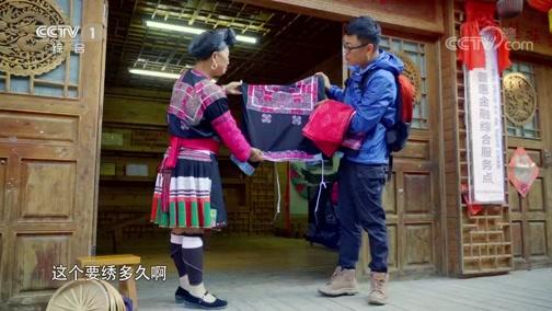 [中华民族]精美的瑶绣是民族文化传承的生动教材