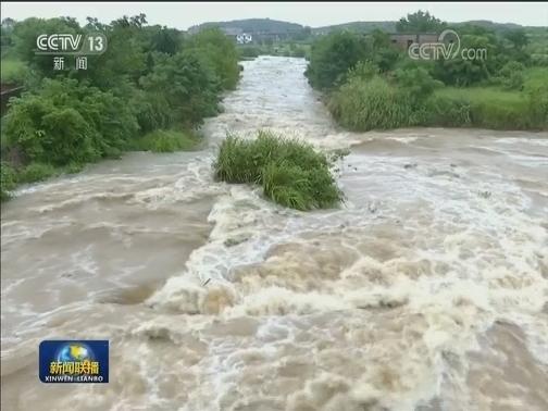 [视频]南方持续降雨引发险情 各地积极应对