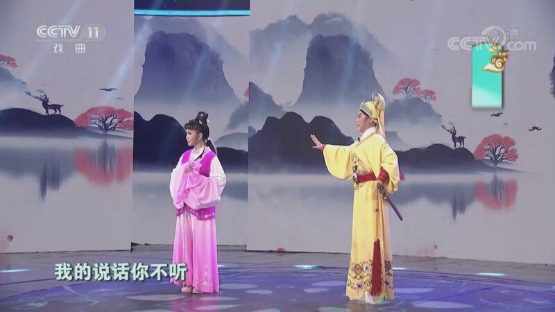 [梨园闯关我挂帅]越剧《山河恋》选段 演唱:孙丽英