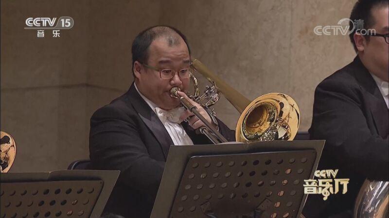 [CCTV音乐厅]《图画展览室》基辅的大门 指挥:余隆 演奏:中国爱乐乐团