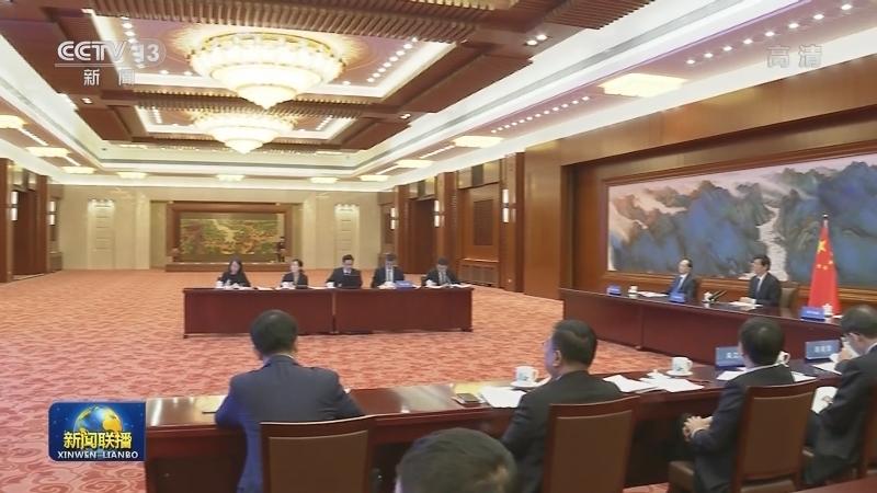 栗战书同印尼国会议长举行会谈