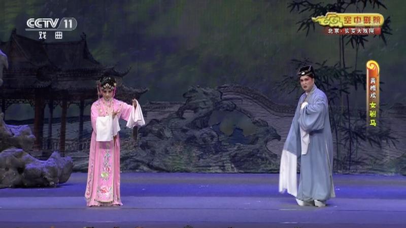 黄梅戏女驸马全场戏 主演:孙娟 吴亚玲 蒋建国 CCTV空中剧院 20201231