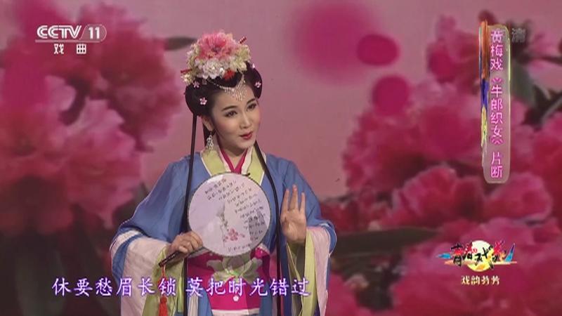 黄梅戏牛郎织女片断 演唱:董桂英(青春戏苑)