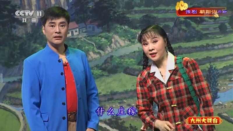 豫剧朝阳沟片断 主演:杨红霞 盛红林 九州大戏台 20210414