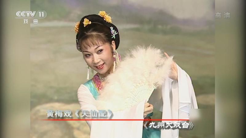 黄梅戏天仙配选场 主演:张小萍 刘国平 九州大戏台 20210423