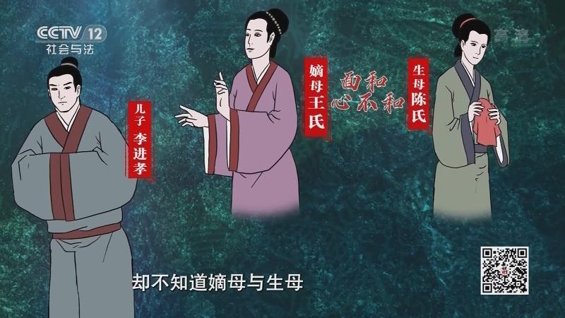 《法律讲堂(文史版)》 20210507 明清御批案·嫡母伤子妾告妻
