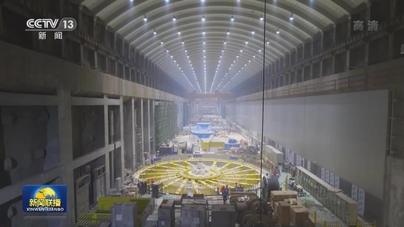 习近平致信祝贺金沙江白鹤滩水电站首批机组投产发电 李克强作出批示 韩正出席投产发电仪式