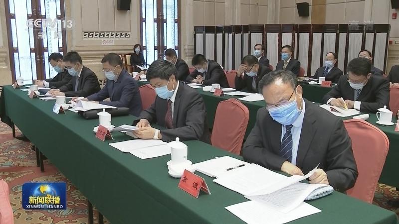 汪洋出席各界人士庆祝中国共产党成立100周年座谈会