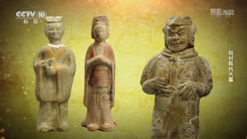 《探索·发现》 20210731 税村隋代大墓