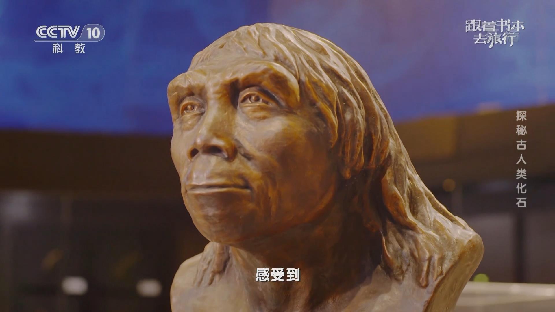 《跟着书本去旅行》 20210929 探秘古人类化石