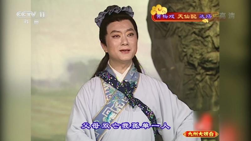 黄梅戏天仙配选场 主演:张小萍 刘国平 九州大戏台 20211005