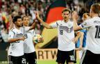 [高清组图]罗伊斯梅开二度 德国大胜爱沙尼亚