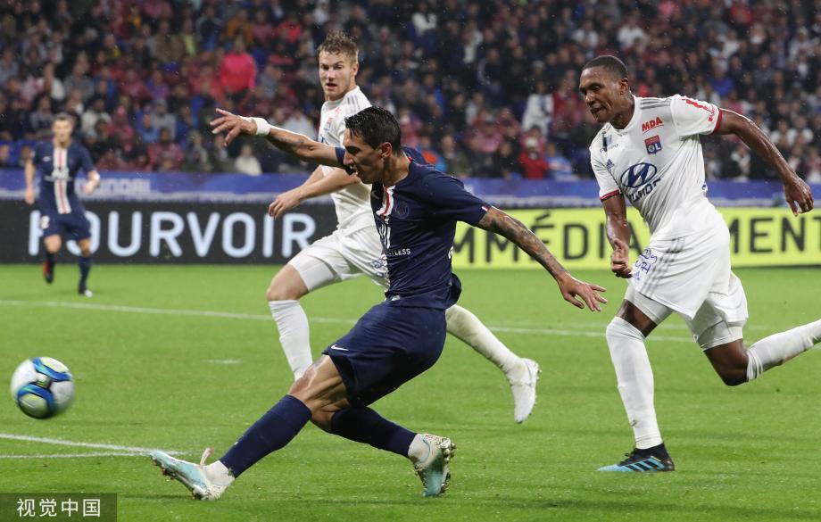 [图]内马尔连场绝杀 巴黎1-0力克里昂4连胜领跑