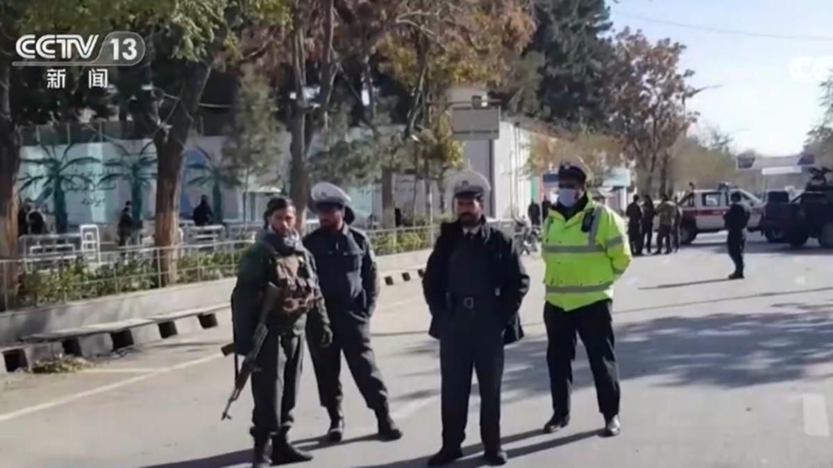阿富汗首都遭多枚火箭弹袭击 8死31伤