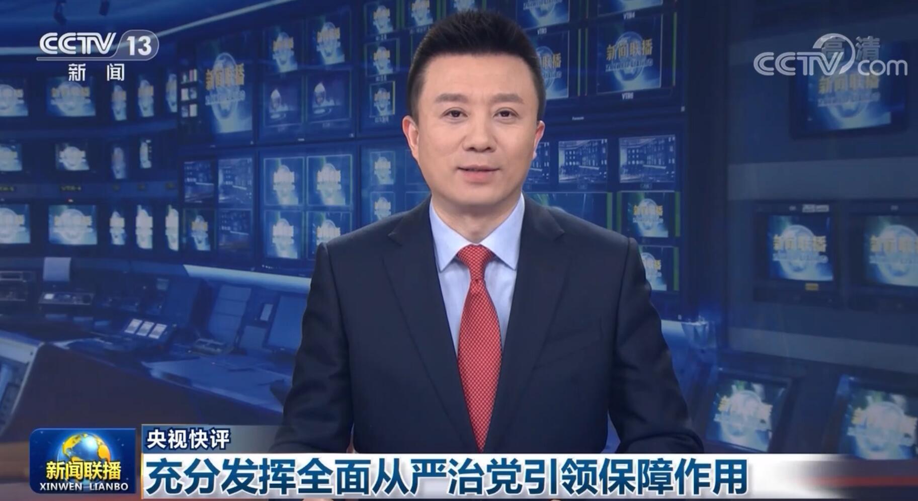 【央视快评】充分发挥全面从严治党引领保障作用