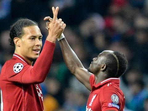 [歐冠]1/4決賽次回合:波爾圖1-4利物浦 比賽集錦