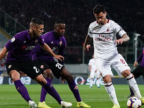 [意甲]第36轮:佛罗伦萨0-1 AC米兰 比赛集锦