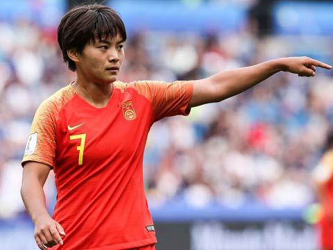 [女足世界杯]小组赛B组:中国VS西班牙 完整赛事
