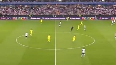 [欧冠]附加赛次回合:罗森博格1-1萨格勒布迪纳摩 比赛集锦