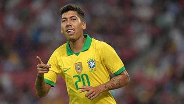[图]菲尔米诺进球马内造点 巴西1-1塞内加尔