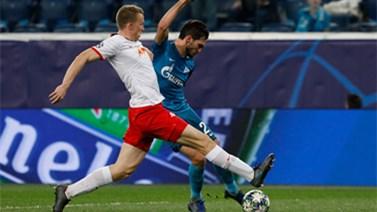 [欧冠]G组小组赛:泽尼特VS莱比锡 完整赛事