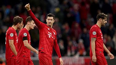 [冠军欧洲]稳扎稳打 拜仁慕尼黑提前从小组出线