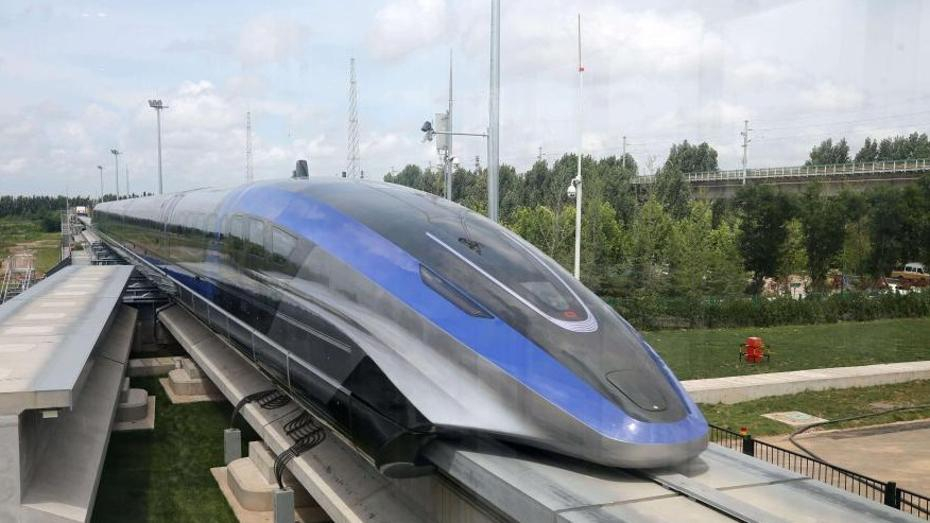 世界之最的高速磁浮交通系统问世 时速600公里到底意味着什么?