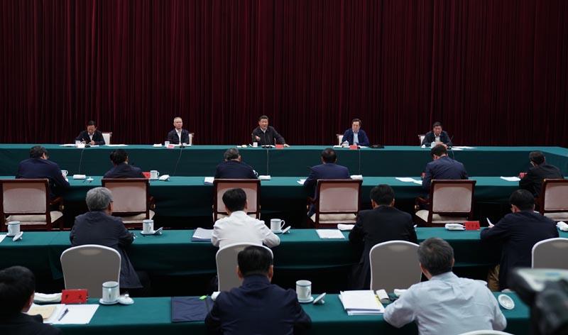 5月20日至22日,中共中央总书记、国家主席、中央军委主席习近平在江西考察,主持召开推动中部地区崛起工作座谈会并发表重要讲话。