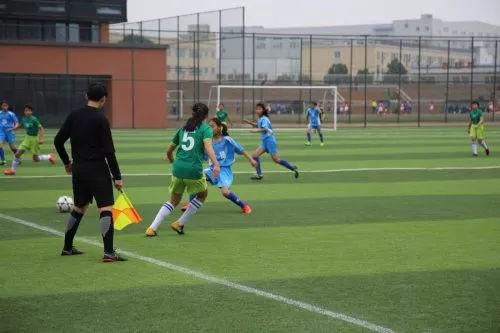2018年全国女子足球U-14春季训练营现场