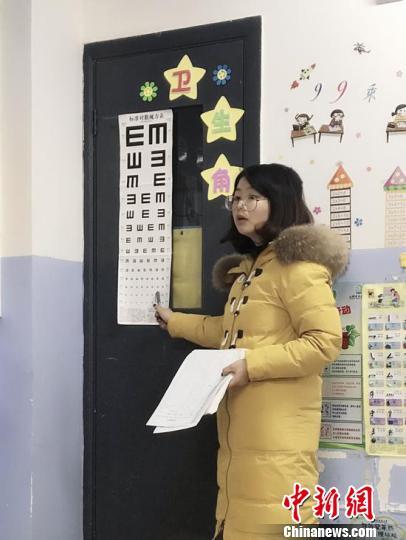 教育局回应视力与三好生评选挂钩:希望以此营造护眼氛围