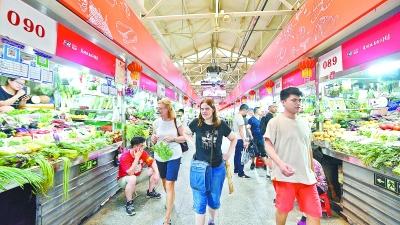 """""""网红""""菜市场的无穷想象"""
