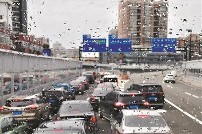 """今明廣州將有大雨到暴雨 防御做到家 """"韋帕""""不可怕"""