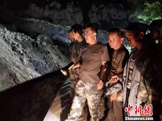 甘肃舟曲滑坡体持续滑动 官方启动地质灾害Ⅱ级响应