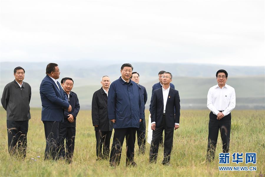 习近平在甘肃考察时强调 坚定信心开拓创新真抓实干 团结一心开创富民兴陇新局面