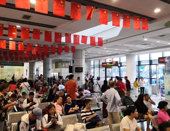 上海集散总站在那里【