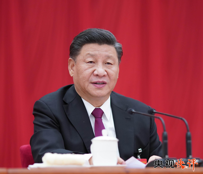 【央视快评】以加强党的全面领导为统领 推进国家治理现代化