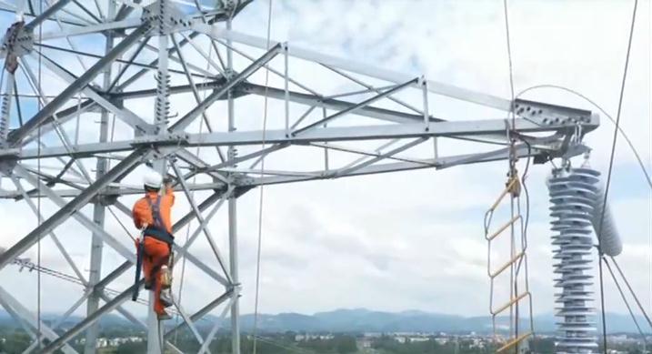 湖北黄冈优化电网力保重大项目落地 强化企业帮扶