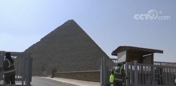 埃及重新开放金字塔等主要旅游景点 情况如何?