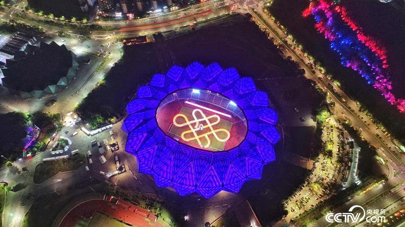 2018年首届世界无人机锦标赛在深圳举行