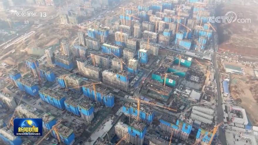 在习近平新时代中国特色社会主义思想指引下】雄安新区:建设全面提速打造未来之城