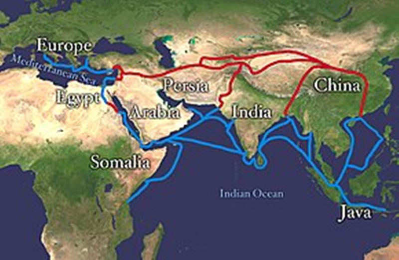 With its origins in the Han dynasty, the Silk Road was a series of trade routes that extended from China, across Central Asia, to as far as Europe. The ancient Silk Road once connected China with the rest of the world and witnessed trade and cultural exchanges that benefited people of different civilizations.
