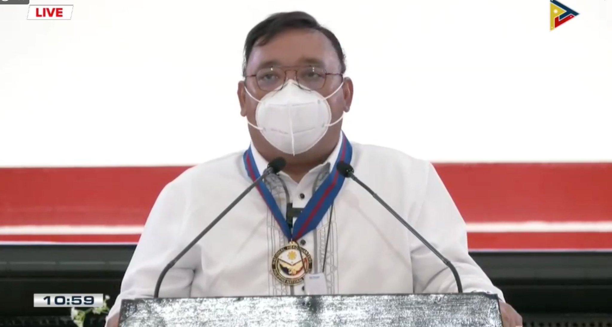 菲律宾总统发言人:国际刑事法院无权对菲进行调查插图