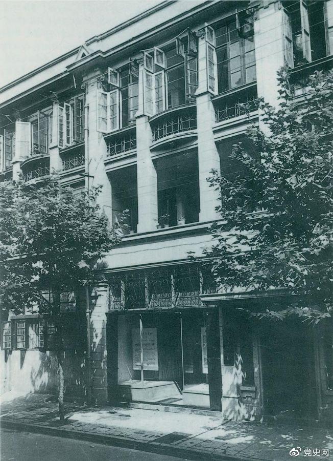 1927年8月7日,中共中央在湖北汉口召开紧急会议(即八七会议)。图为会议旧址。
